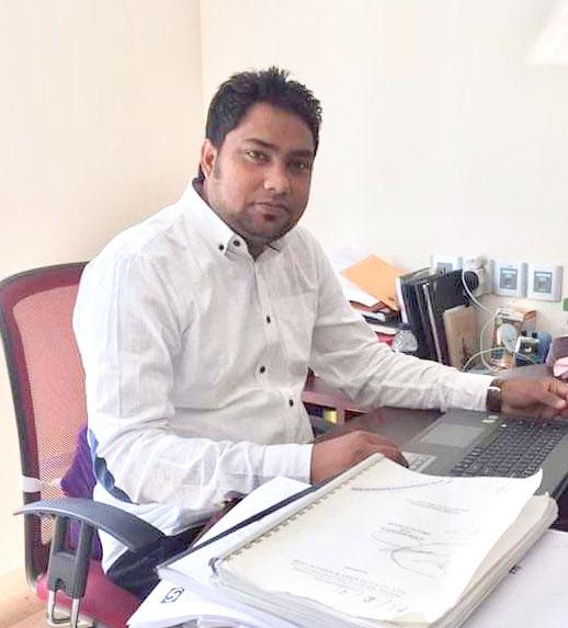 Sagar Miah